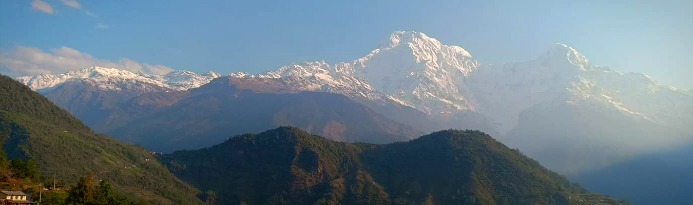 Short Trek around Annapurna